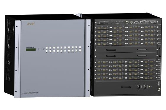 K-40MIX-T 40 Channels One Machine of Programable Control Mainframe