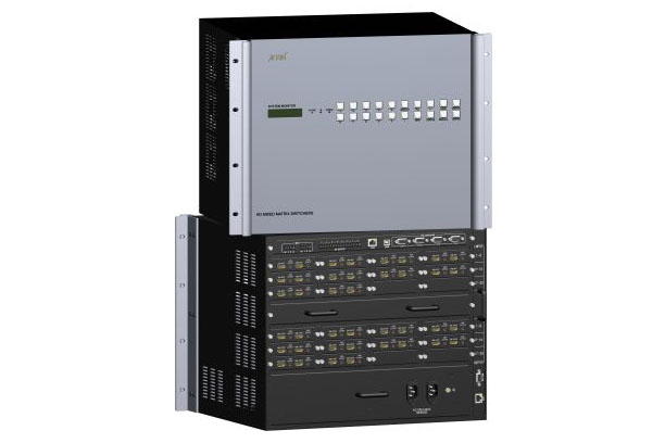 K-20MIX-T 20 Channels One Machine of Programable Control Mainframe